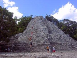 Nohoch Mol, Mexico 2007